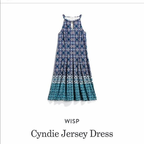 291d5a20d61 NWT Wisp Cyndie Jersey Dress